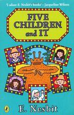 Five Children and It,E. Nesbit- 9780141342931