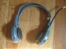 SONY Walkman Headphones Synthesized Radio 10 Memory Presets SRF-HM55 Yellow Gray