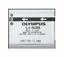 Olympus LI-50B Rechargeable Lithium-Ion Battery