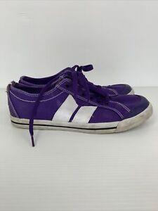 Macbeth Shoes Womens Purple Size US9 UK8 EU42 Vegan Product