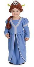 PRINCESS FIONA SHREK INFANT TODDLER HALLOWEEN COSTUME 1-6 MOS  6-12 MOS NEW