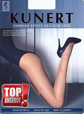 Strumpfhose KUNERT Forming Effect 20 Modellierung Beine, Modeling, Slimming