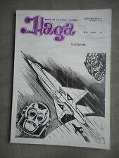 HAGA N°27 HIVER 1976 BRANTONNE CHALAND BON ETAT / TBE