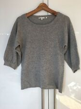 Vince grey cashmere sweater pull s small