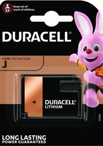 DURACELL Alcaline J 7K67 - 6 V Blister Lot de 1 piles