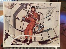 New ListingJack Lousma signed 8x10 Nasa Skylab 3 photo, Skylab 2 & 3 astronaut, Beckett