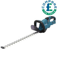 Makita DUH551Z Twin 18v LXT Li-ion Cordless Hedge Trimmer 550mm Body Only