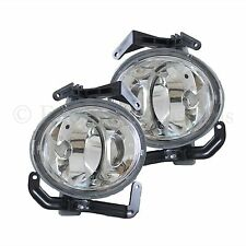 HYUNDAI I10 2008-3/2011 FRONT FOG LIGHT LAMPS 1 PAIR O/S & N/S