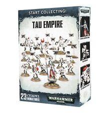 Warhammer 40k  Tau Empire Start Collecting NIB