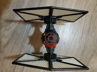star wars tie fighter die cast 4.5 inches tall
