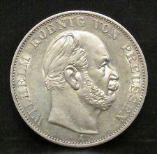 German States Prussia 1871 A 1 Thaler Siegestaler AU/UNC