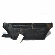 bb4f3dc65a Marsupio borsello borsa unisex ecopelle cintura girovita custodia da viaggio