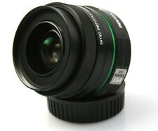 Pentax 35mm F2.4 DA SMC AL Lens for Pentax DSLR Cameras. Fast Prime Lens