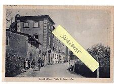 FG00076   PISA   CEVOLI  VILLA DEI RORAI-ZAR  ANIMATA BICICLETTA   VG  1948