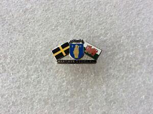 Welsh Club Merthyr Tydfil F.C. Badge
