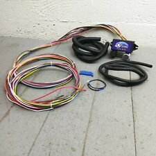 Wire Harness Fuse Block Upgrade Kit for 1999 - 2005 Miata Mx5 rat rod street rod