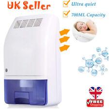 700ML Electric Mini Portable Air Dryer Moisture Damp Drying Dehumidifier UK SHIP