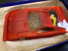 1/24 SLOT CAR VINTAGE RETRO LEAD SLED, RED BODY, COBRA/R.E.H.    HERD 11-01-0015