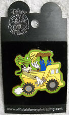 Construction Series Goofy in Dump Truck Disney Pin