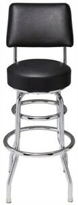 "NEW - Fender 30"" Blackout Backrest Barstool - 910-0335-000"