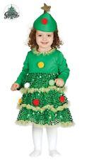 Childrens Christmas Tree Costume - 12-24 Months