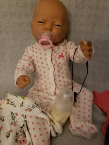 RealCare Baby Think It Over Doll G4 Caucasian Girl Female