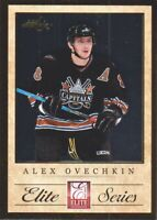 2011-12 Elite Series Alexander Ovechkin #2 Alex Ovechkin Washington Capitals