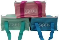 Insulated Cooler Bag Lunch Box With Airtight Container & Ice Pack