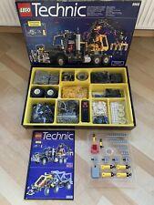 Lego Technic Technik 8868 Pneumatischer Kranwagen. 100% Komplett. Wie Neu .