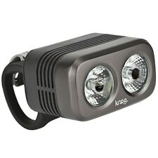 Knog Blinder Road 3 USB Rechargeable Light for Bike Helmet Gunmetal Bicycle