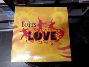 "Doppio Vinile - Disco - 33 Giri - Beatles ""Love""  NUOVO CELLOFANATO"