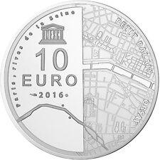 EUR, France, Monnaie de Paris, 10 Euro, Orsay - Petit Palais, 2016, FDC #98198