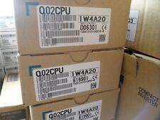 New In Box  Q02CPU Mitsubishi PLC
