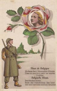 Org PK ABL:  Fleur de Belgique - Belgische Bloem