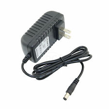 AC Adapter For Casio WK-7500 CDP-220RBK AT-3 Workstation Keyboard Power Supply