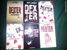 Jeff Lindsay 6 Textos Digitales Coleccion Saga Dexter EPUB, KINDLE Español