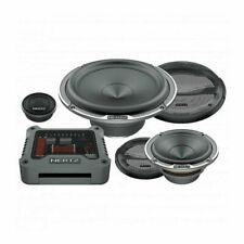 Hertz MPK163 6.5 inch Three-Way Car Audio Speaker Component System - Black