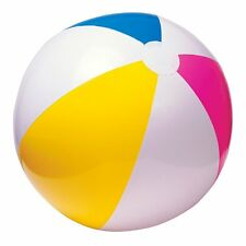 "LOT OF 12 BEACH BALLS 24"" BEACH BALL POOL PARTY LOW PRICE FAST FREE SHIP INTEX"