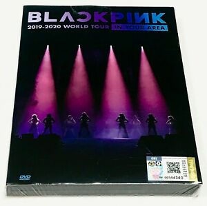BLACKPINK: 2019 - 2020 World Tour (In Your Area) Concert~ All Region ~ Brand New
