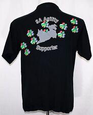 WORLD AGILITY CHAMPIONSHIP 2011 South Africa SA Agility Supporter T-Shirt Medium