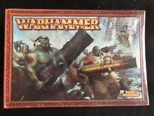Warhammer Fantasy / Age Of Sigmar Army Ogre Kingdoms Leadbelchers x4