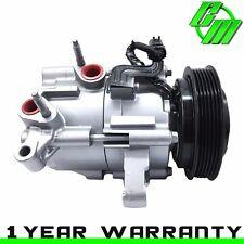 A/C Compressor Fits Dodge Nitro 2007-2008; Jeep Liberty 2006-2008 V6 3.7L OEM