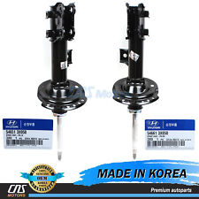 GENUINE Suspension Strut FRONT LEFT & RIGHT for 11-16 Hyundai Elantra 546513X050