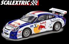 SCX Ref.  A10191S300 PORSCHE 911 GT3 LOEB NEW 1/32