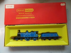 Boxed Hornby OO Scale R553 Caledonian Railways 4-2-2 Locomotive No.123