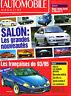 magazine automobile: L'automobile N°555 septembre 1992