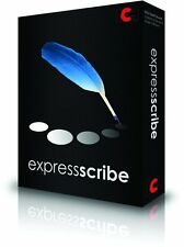Express Scribe Professional:  Transcription Audio Player (License + CD)