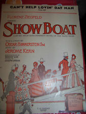 Can't Help Lovin' Dat Man from Show Boat 1927