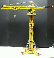 Vintage LEGO City Building Crane (7905) No Box