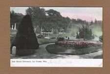 La Crosse,WI Wisconsin Oak Grove Cemetery